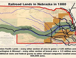 Land Grants and the Decline of the Railroads
