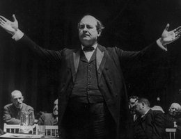 William Jennings Bryan at the Democratic Convention, 1908