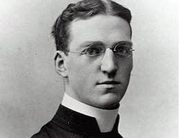 Father Flanagan as a young priest