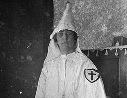 Lincoln woman; member of the Ku Klux Klan